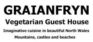 Graianfryn Vegetarian/Vegan guest house
